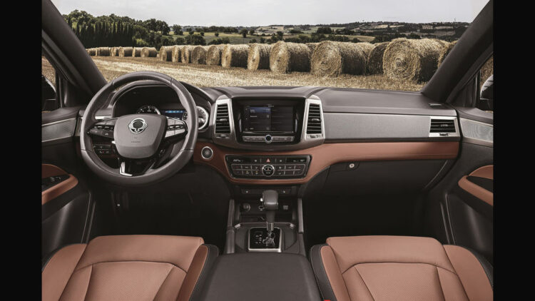 Ssangyong Grand Musso