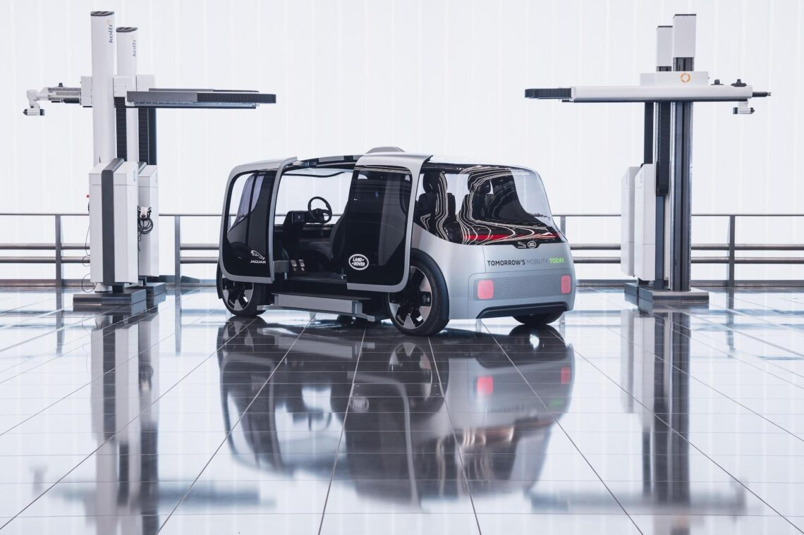 Jaguar Land Rover Vector