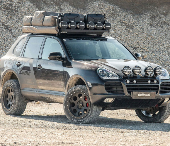 Porsche Cayenne Expedition