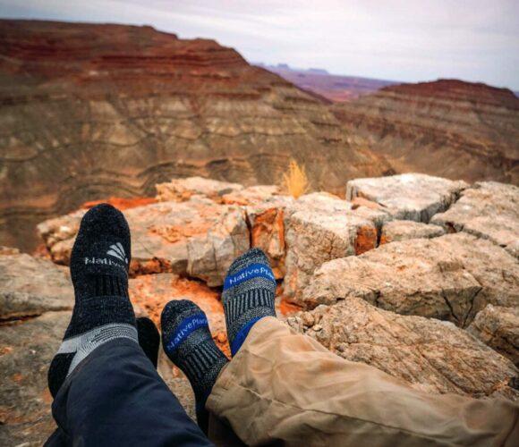 Field tested – Native Planet Socken Heat und Patrol